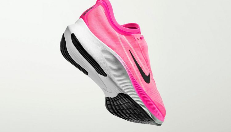 Nike Zoom Fly 3 Neon Pink (1)
