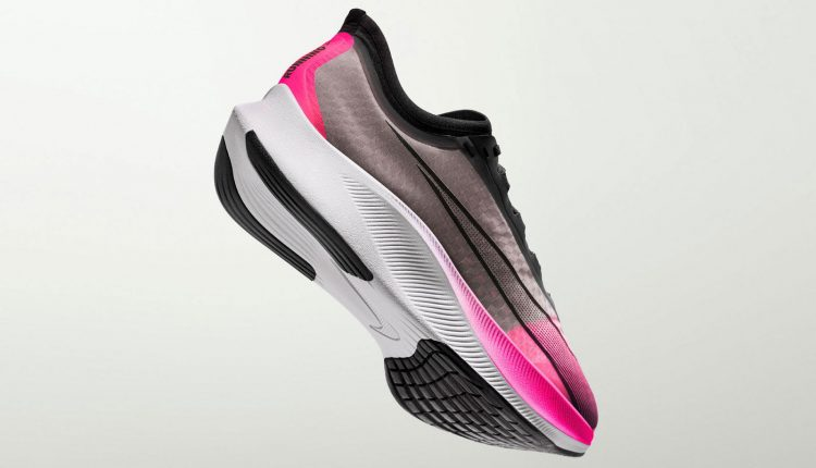 Nike Zoom Fly 3 Neon Pink (2)