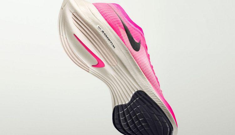 Nike ZoomX Vaporfly NEXT% Neon Pnk (1)