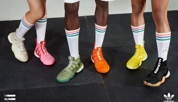 news adidas Originals by Pharrell Williams 19FW Now Is Her Time (4)