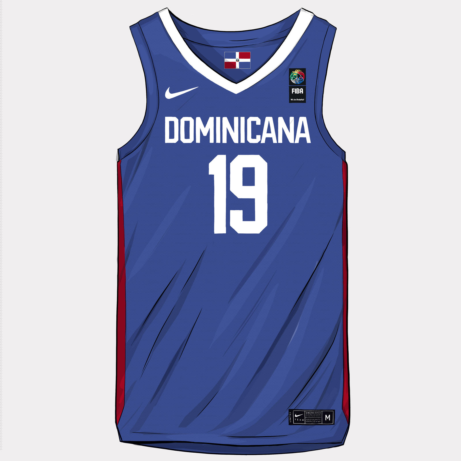 nike-news-dominican-republic-national-team-kit-2019 ...