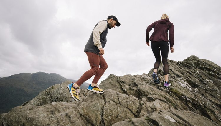 New Balance All Terrain Trail Hierro v5 Crag v2 (3)