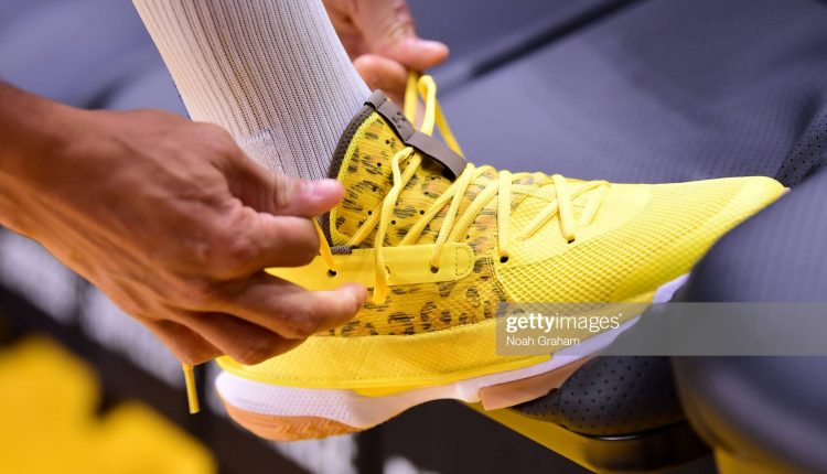 Stephen Curry Under Armour Curry 7 leopard print (3)