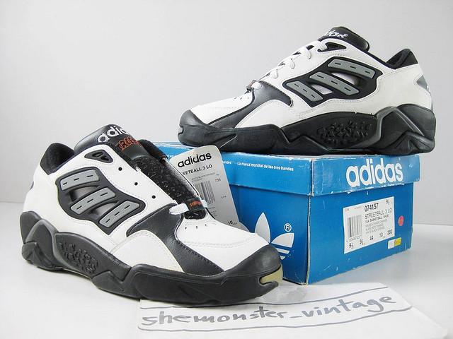 Tiempos antiguos Más lejano Línea del sitio  Adidas Streetball III LOW – KENLU.net