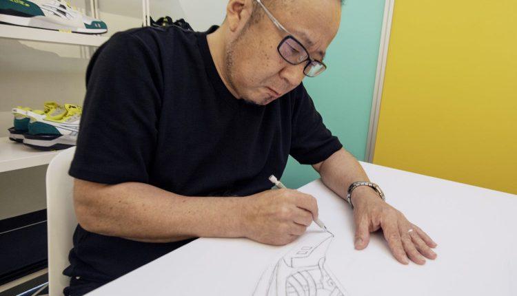 asics Shigeyuki Mitsui