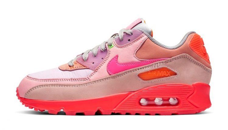 Nike Air Max 90 PRM WMNS