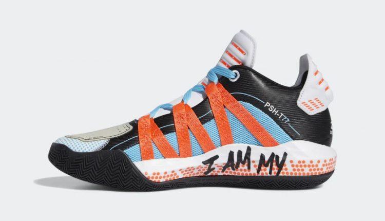 NEWS Pusha T adidas Dame 6 I Am My Own Fan (3)