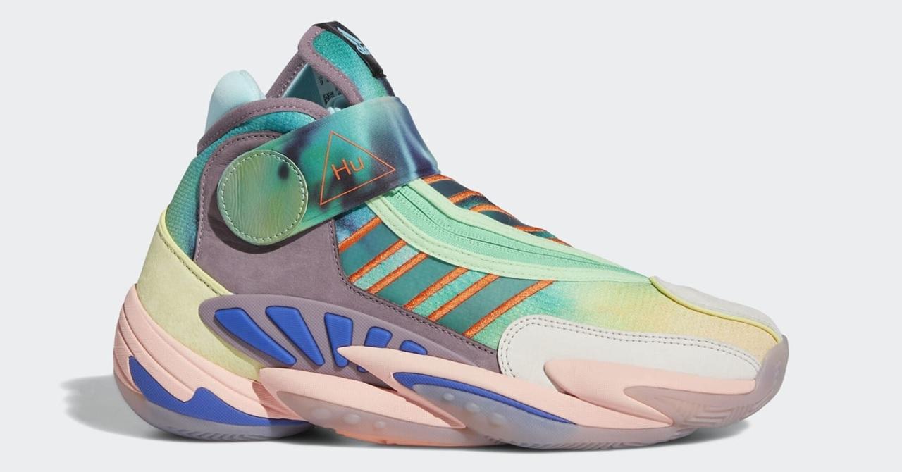 鞋型Pharrell x adidas 0 To 60 STMT