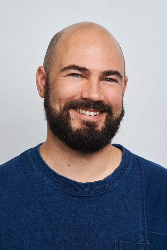 Noah Murphy-Reinhertz, NIKE Sustainability Design Lead