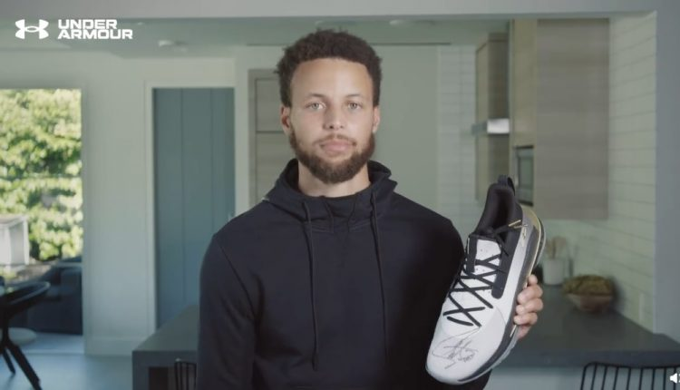 under armour curry 7 for the game (10)