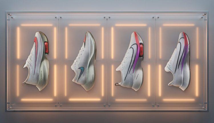 Nike Hypervolt Flash Crimson Fast Family