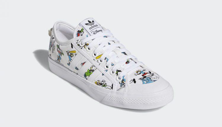 adidas Originals NIZZA X Disney SPORT GOOFY NTD2,690_FW064-2