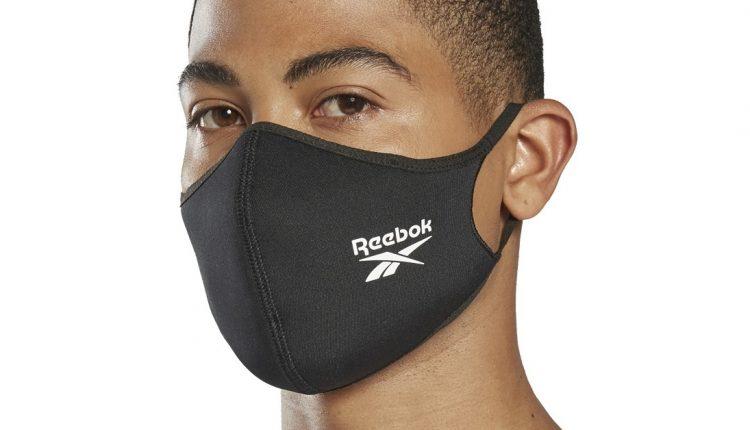Reebok Reusable Face Mask (1)