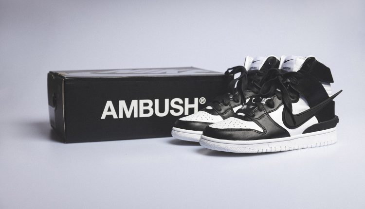 AMBUSH Nike Dunk High-2