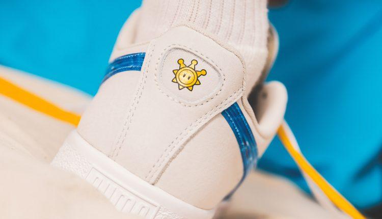 Super Mario Sunshine PUMA Clyde-4