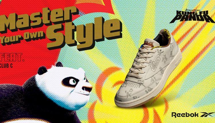 Reebok x Kung Fu Panda_ClubC