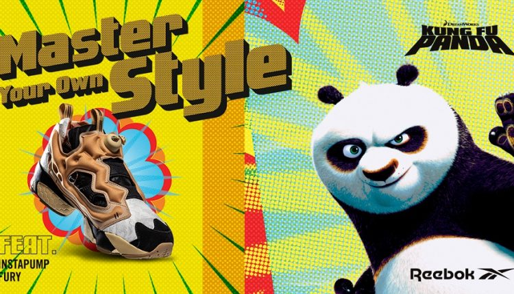 Reebok x Kung Fu Panda_Instapump